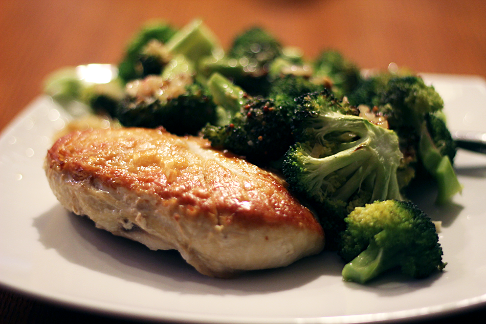Gluten-free Casein-free Chicken with Broccoli Recipe