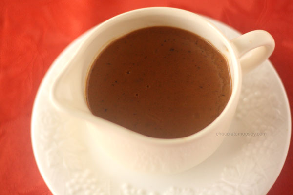 Gravy for Thanksgiving or Christmas meals