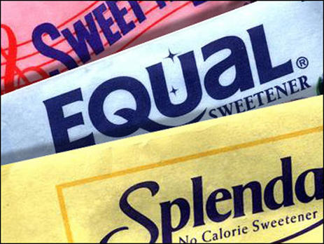 dangers of eating artificial sweeteners